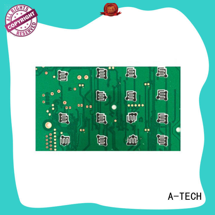 A-TECH high quality hasl pcb cheapest factory price for wholesale