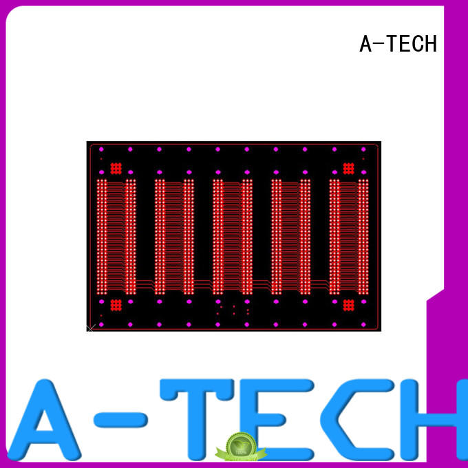 A-TECH via in pad pcb best price for sale