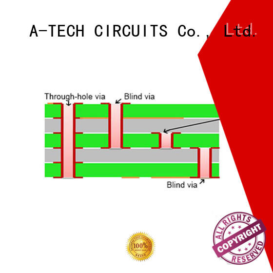 A-TECH hybrid countersink pcb best price for sale