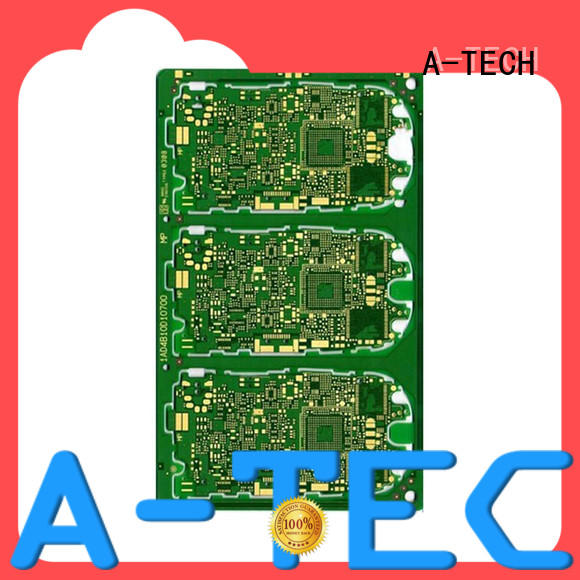 A-TECH metal core single-sided PCB for wholesale
