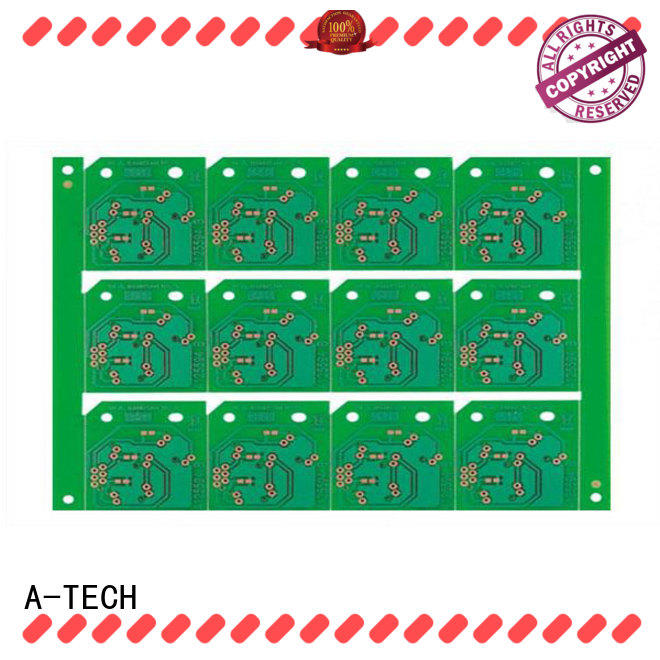 A-TECH prototype led pcb double sided at discount