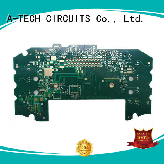 A-TECH rigid quick turn pcb prototype top selling for led