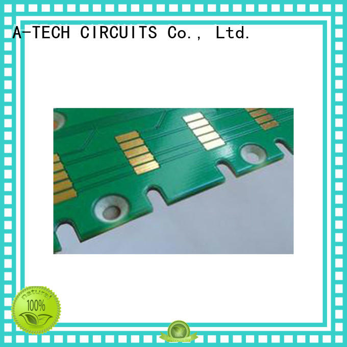 A-TECH heavy via in pad pcb durable for wholesale