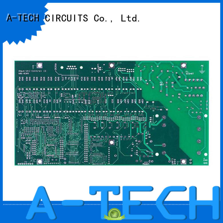 A-TECH flexible rogers pcb double sided at discount