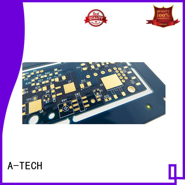 highly-rated lead free hasl pcb bulk production for wholesale A-TECH
