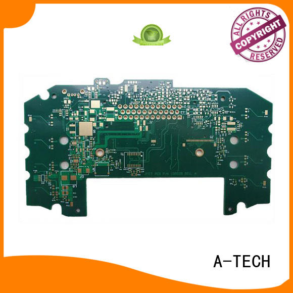multilayer pcb custom made for wholesale A-TECH