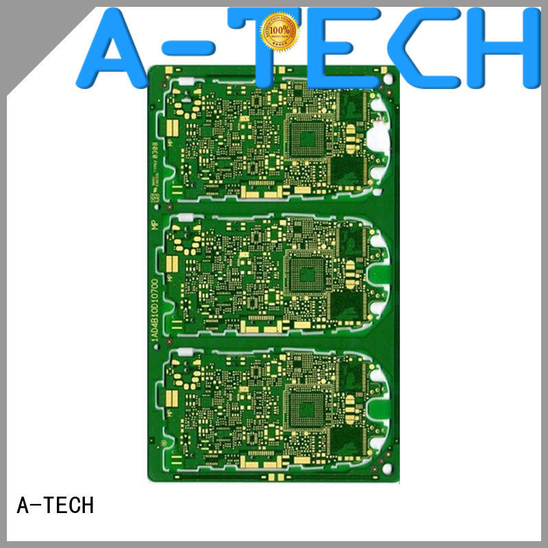 A-TECH single sided quick turn pcb prototype top selling at discount