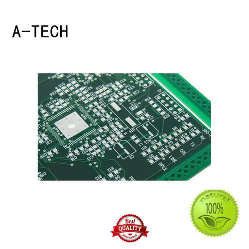 A-TECH ink hasl pcb bulk production for wholesale