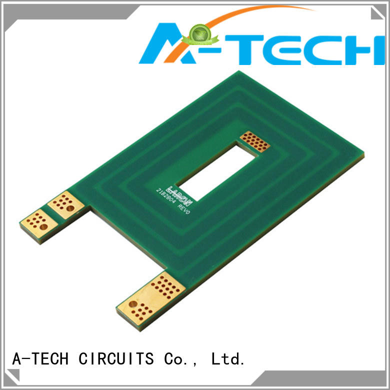 A-TECH free delivery via in pad pcb durable top supplier