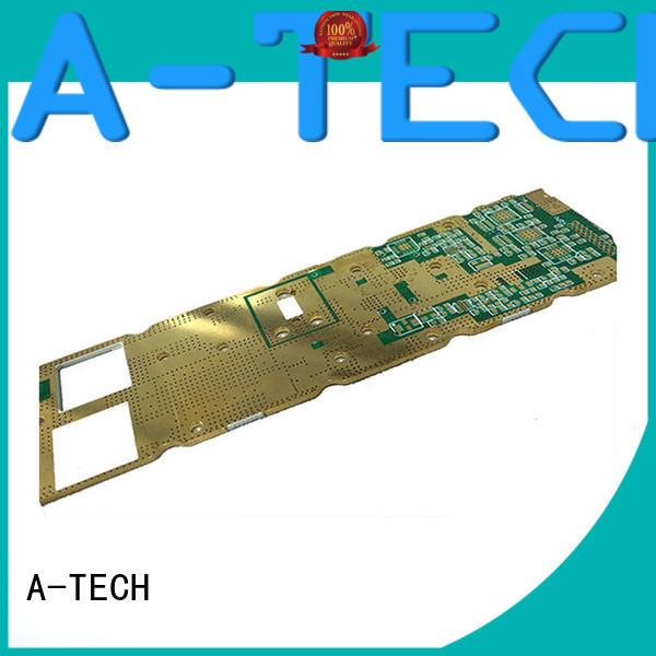 A-TECH flexible microwave rf pcb top selling