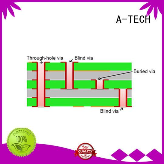 A-TECH blind countersink pcb durable top supplier