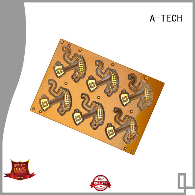 A-TECH flexible single-sided PCB top selling for led