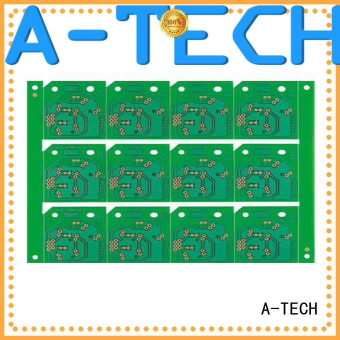 A-TECH prototype hdi pcb custom made for wholesale