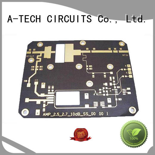 A-TECH aluminum single-sided PCB multi-layer