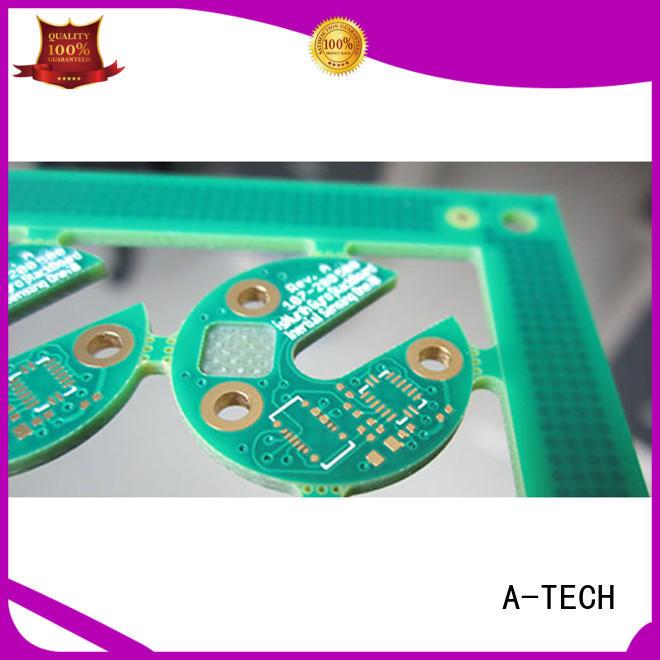 A-TECH via in pad pcb hot-sale top supplier