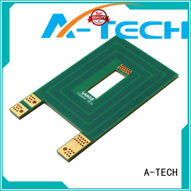 A-TECH free delivery impedance control pcb hot-sale top supplier