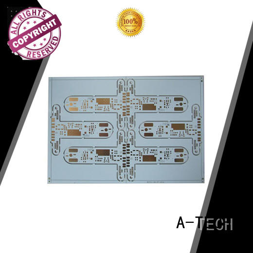 HDI pcb manufacturer rigid for led A-TECH