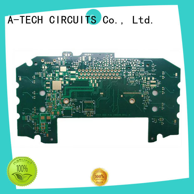 A-TECH quick turn aluminum pcb custom made