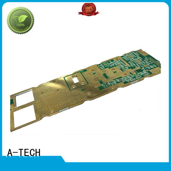 A-TECH prototype quick turn pcb prototype custom made for led