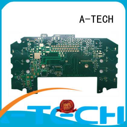 A-TECH aluminum rigid flex pcb flex for wholesale