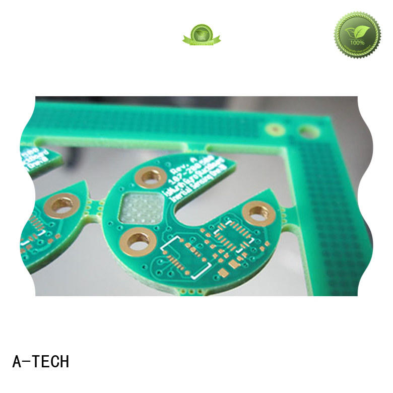 A-TECH blind thick copper pcb best price for sale