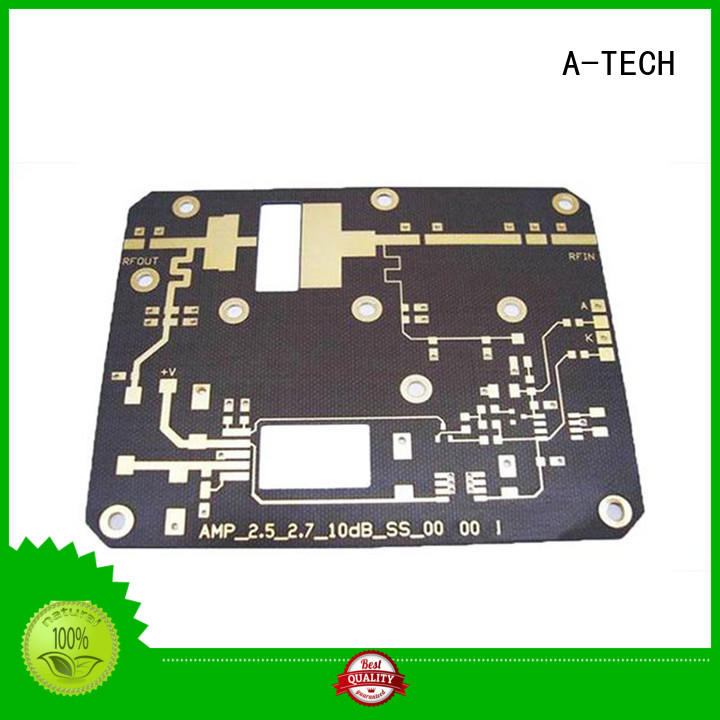A-TECH quick turn rogers pcb multi-layer at discount