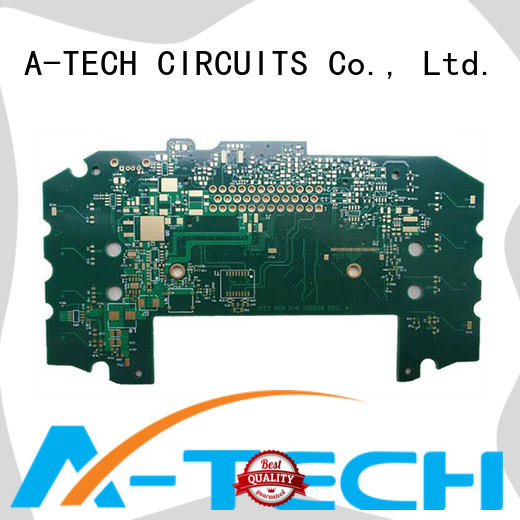 A-TECH single sided multilayer pcb top selling
