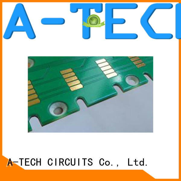 A-TECH routing edge plating pcb best price at discount