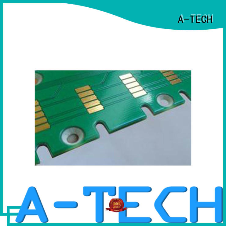 A-TECH thick copper edge plating pcb hot-sale for wholesale