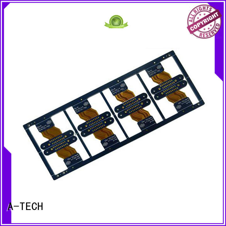 prototype double-sided PCB flexible custom made for led