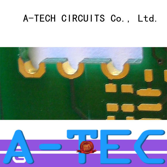 A-TECH buried countersink pcb durable for wholesale