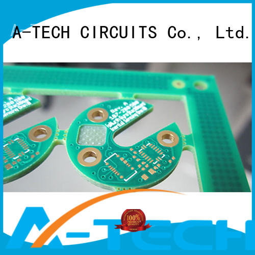 routing via in pad pcb thick copper durable for wholesale