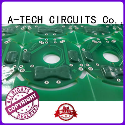 A-TECH leveling pcb surface finish bulk production for wholesale