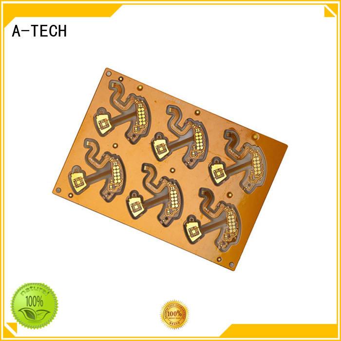 A-TECH flexible aluminum pcb top selling