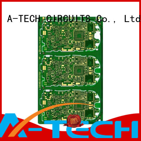 A-TECH rigid microwave rf pcb custom made at discount