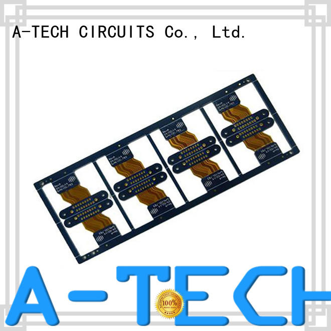A-TECH quick turn pcb prototype multi-layer for led