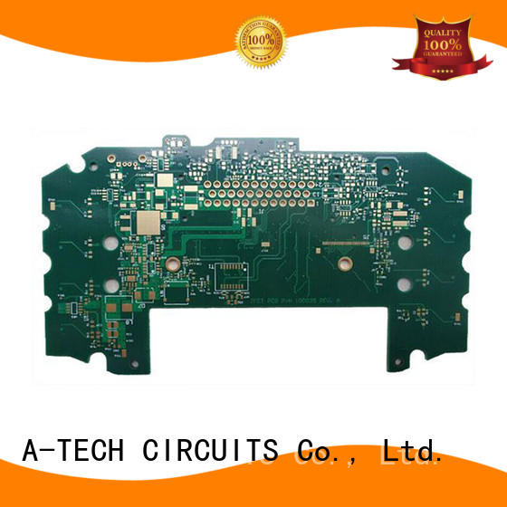 aluminum hdi pcb flexible double sided at discount