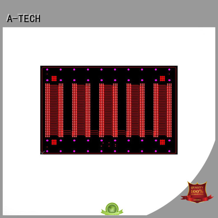 A-TECH routing blind vias pcb durable top supplier