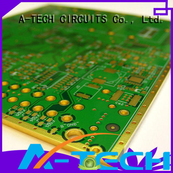A-TECH routing via in pad pcb best price top supplier