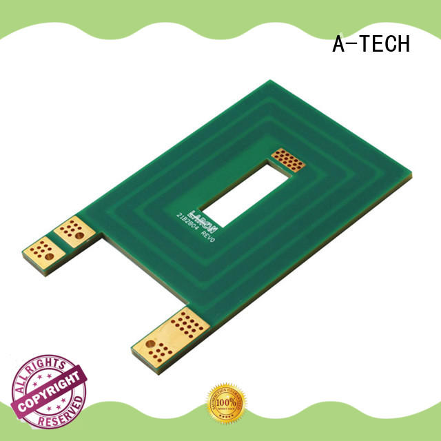 A-TECH impedance blind vias pcb durable top supplier