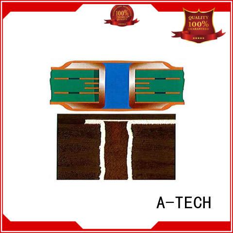 A-TECH half depth via in pad pcb hot-sale top supplier