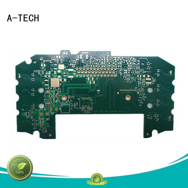A-TECH rigid double-sided PCB multi-layer for led