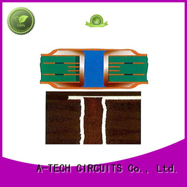 A-TECH counter sink blind vias pcb hot-sale at discount