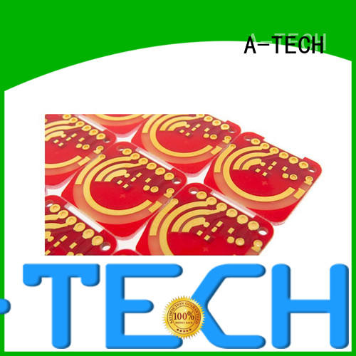 hasl pcb finish leveling for wholesale A-TECH