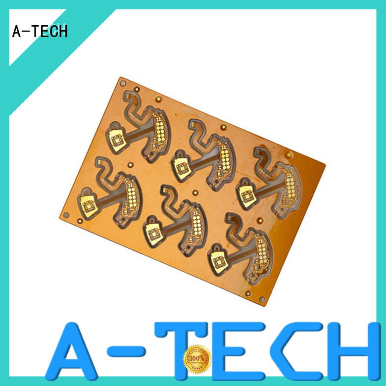 A-TECH quick turn double-sided PCB for wholesale