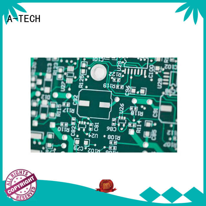 A-TECH carbon hasl pcb free delivery for wholesale