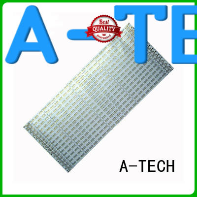 A-TECH flexible single-sided PCB custom made for wholesale