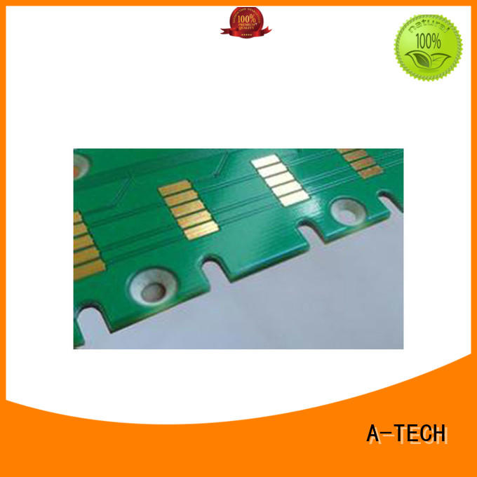 counter sink impedance control pcb fit hole for wholesale A-TECH