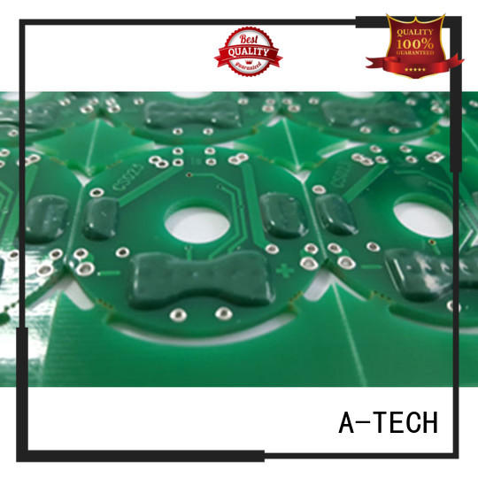 high quality hasl pcb gold plated cheapest factory price for wholesale