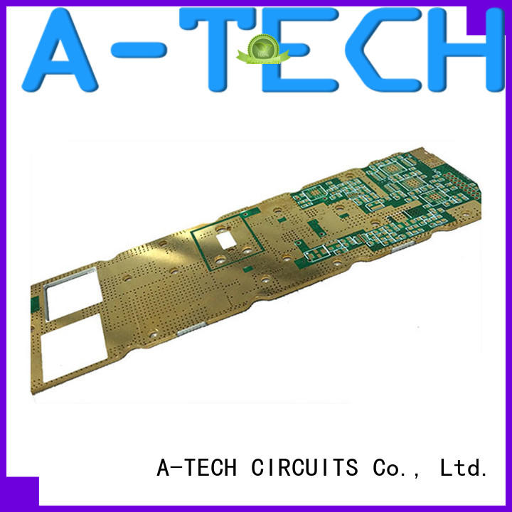 A-TECH single sided single-sided PCB for wholesale